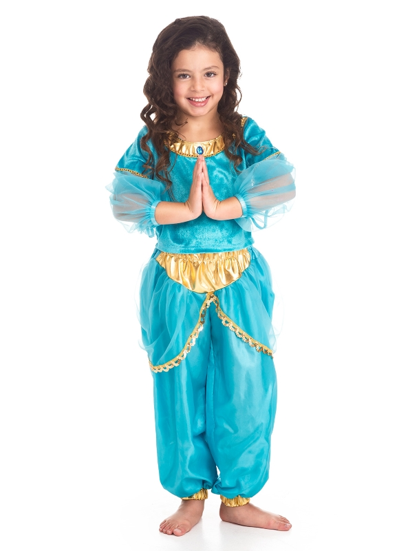 Little Adventures Girls Dress ARABIAN PRINCESS Size L 11193  25.00 each 84f4f4853b7a5