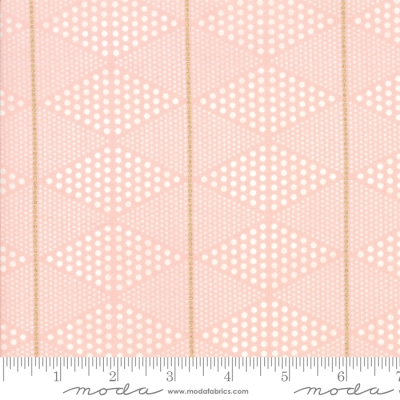 bfc30386 Moda Day in Paris by Zen Chic 1684 13M Pink Diamonds Metallic $10.70/yd