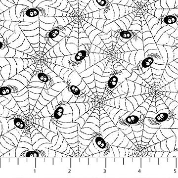 over the rainbow ScarJo Met Gala northcott happy halloween by jill dobson 21192 10 spiderwebs 9 70 yd
