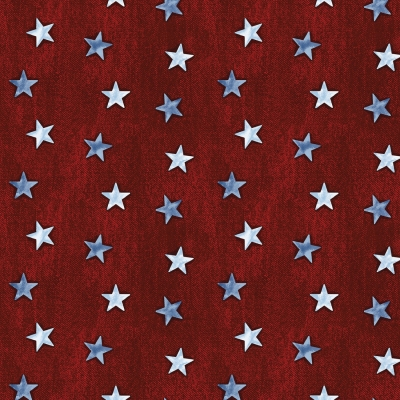 4d78bfe8b Benartex American Rustic by Painted Sky Studio 6341 10 Red Stars $10.10/yd  PREORDER DUE APRIL/MAY '19