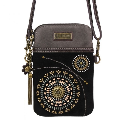 338e6d0f0636 CHALA Bohemian Black - Cell Phone Xbody 827xy6  32 each