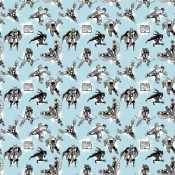 Marvel Comics 67260 Power Up 100/% Cotton fabric by the yard