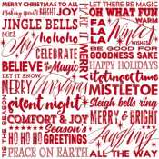 4f72393501b Henry Glass Holiday Wishes by Jan Shade Beach 6925 08 White Seasons Words   9.99 yd
