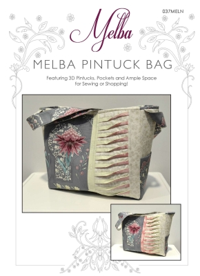 c838f78204 The Textile Pantry Melba TTN037MELN Nouveau Pintuck Bag Pattern  8.99 each